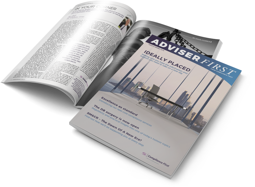 Adviser First - Issue 9 - Spring 2019