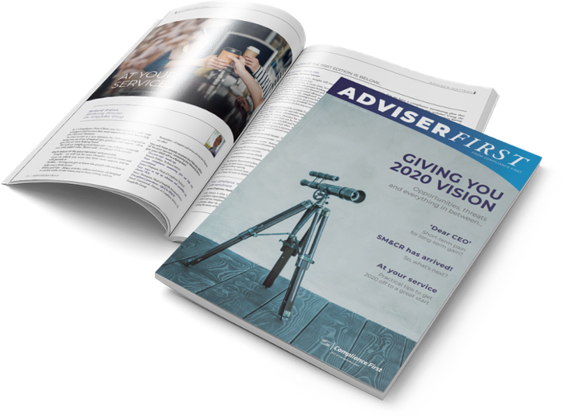 Adviser First - Issue 13 - Spring 2020